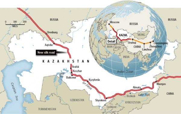 Картинки по запросу Новый Шелковый путь: Путь один, а проблем много