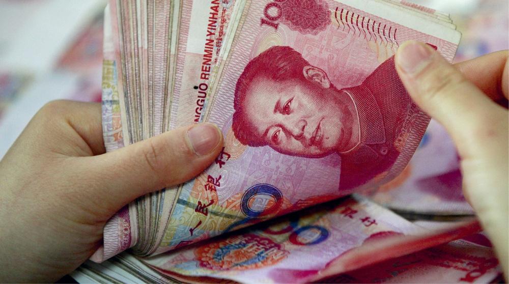 Китай, денег дай! / Куда и зачем побежали Ротшильды из так себе теперь Европы / Не надорвиси, Си!